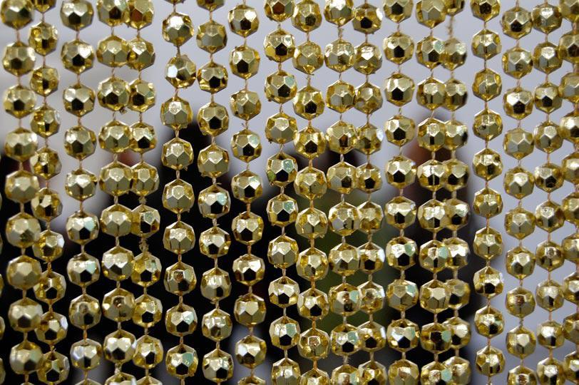 Felix Gonzalez Torres, Untitled (Golden) [detail], 1995